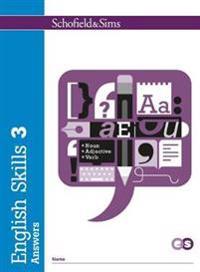 English Skills 3 Answers