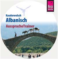 Reise Know-How AusspracheTrainer Albanisch (Kauderwelsch, Audio-CD)
