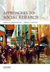 Approaches to Social Research