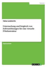 Untersuchung Und Vergleich Von Softwarelosungen Fur Eine Virtuelle It-Infrastruktur