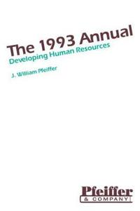 The Annual, 1993-Developing Human Resources