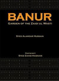 Banur - garden of the zaidi ul wasti