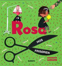 Rosa hos frisøren