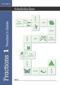 Fractions, decimals and percentages book 1 teachers guide (year 1, ages 5-6