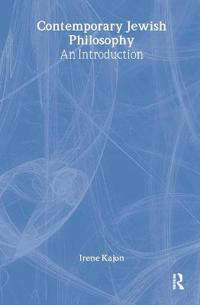 Contemporary Jewish Philosophy