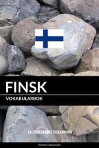 Finsk Vokabularbok: En Emnebasert Tilnærming