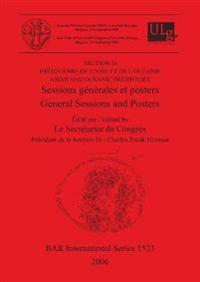 Section 16: Prehistoire de l'Asie et de l'Oceanie / Asian and Oceanic Prehistory