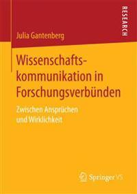 Wissenschaftskommunikation in Forschungsverb nden