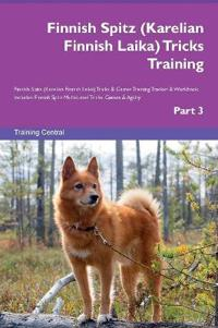 Finnish Spitz (Karelian Finnish Laika) Tricks Training Finnish Spitz (Karelian Finnish Laika) Tricks & Games Training Tracker & Workbook. Includes