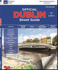 Official Dublin City & District Street Guide
