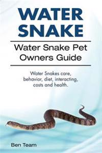 Water Snake. Water Snake Pet Owners Guide. Water Snakes Care, Behavior, Diet, Interacting, Costs and Health.