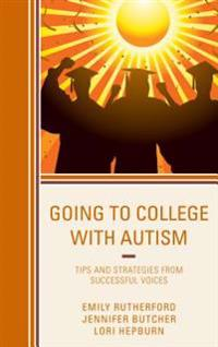 Going to College with Autism