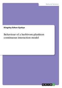 Behaviour of a Herbivore-Plankton Continuous Interaction Model