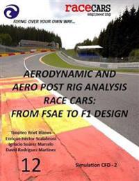 Aerodynamic and Aero Post Rig Analysis Race Cars: From Fsae to F1 Design - 12: Everything Necessary to Design Any Race Car, Mainly Focusing on Aerodyn