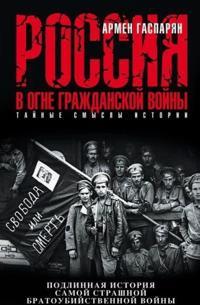 Rossija v ogne Grazhdanskoj vojny. Podlinnaja istorija samoj strashnoj bratoubijstvennoj vojny