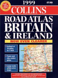 Collins Road Atlas Britain and Ireland