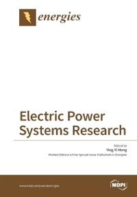 Electric Power Systems Research