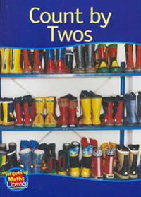 Count by twos reader - more than ten