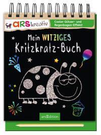 Mein witziges Kritzkratz-Buch