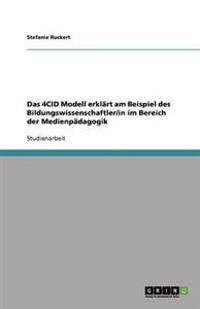 Das 4cid Modell Erklart Am Beispiel Des Bildungswissenschaftler/In Im Bereich Der Medienpadagogik