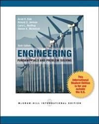 Engineering Fundamentals and Problem Solving (Int'l Ed)