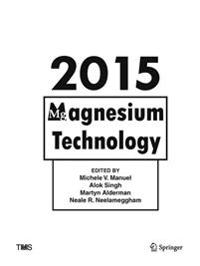 Magnesium Technology 2015