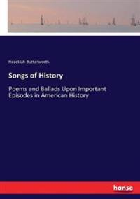 Songs of History