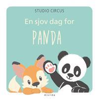 En sjov dag for Panda (sæt a 3 stk.)