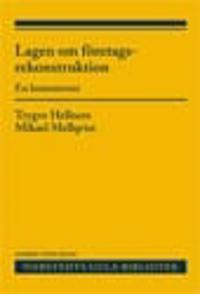 Lagen om företagsrekonstruktion : en kommentar