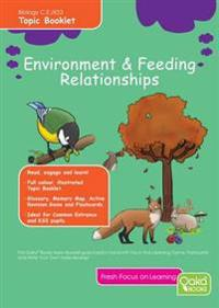 Environment & feeding relationships
