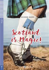 Scotland is Magic! Buch + Audio-CD