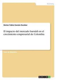 El Impacto del Mercado Bursatil En El Crecimiento Empresarial de Colombia
