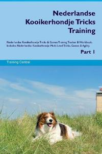 Nederlandse Kooikerhondje Tricks Training Nederlandse Kooikerhondje Tricks & Games Training Tracker & Workbook. Includes