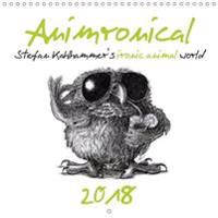Animronical 2018 Stefan Kahlhammer's Ironic Animal World 2018