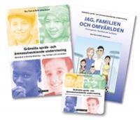 Gränslös språk-och ämnesutvecklande undervisning, Jag, familjen och omvärlden, titta-på-paket: lärarbok, övningsbok Berättande texttyp samt USB