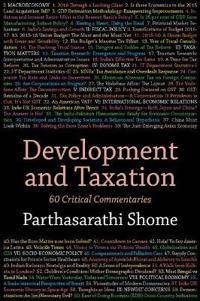 Development and Taxation
