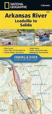 Arkansas River, Leadville to Salida