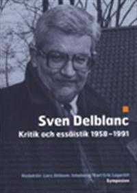 Kritik och essäistik 1958-1991