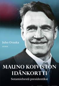 Mauno Koiviston idänkortti