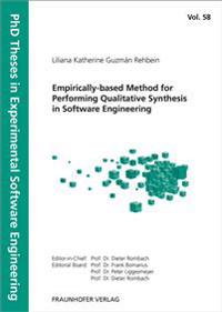 Empirically-based Method for Performing Qualitative Synthesis in Software Engineering