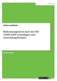 Risikomanagement Nach Der ISO 31000