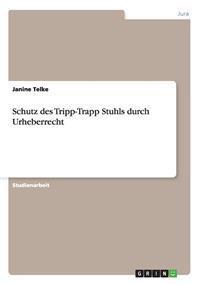 Schutz Des Tripp-Trapp Stuhls Durch Urheberrecht