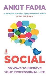Social - Ankit Fadia - böcker (9780143430537)     Bokhandel