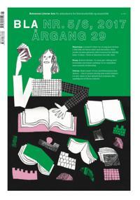 BLA - Bokvennen litterær avis. Nr. 5/6-2017