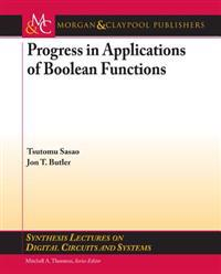 Progress in Applications of Boolean Functions