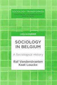 Sociology in Belgium