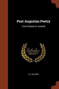 Post-Augustan Poetry