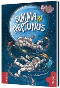Simma på Neptunus (Bok+CD)