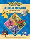 Pokémon Alola Region Activity Book