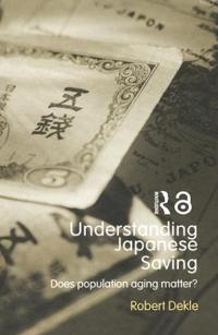 Understanding Japanese Saving